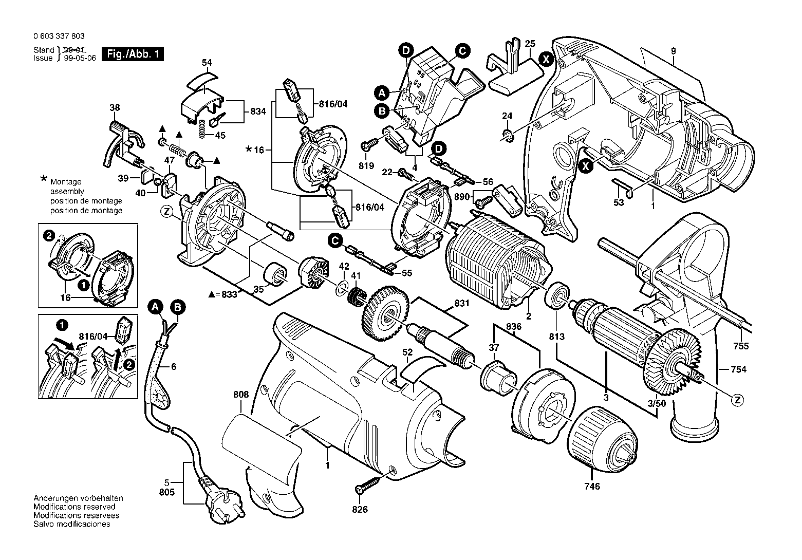 bosch gsb 500 re manual pdf